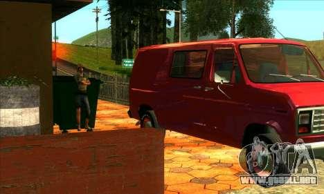 El renacimiento de la aldea de Montgomery para GTA San Andreas tercera pantalla