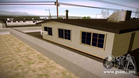 Casas nuevas en Las Venturas v1.0 para GTA San Andreas sucesivamente de pantalla