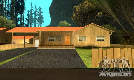 Aldea nueva Gillemyr v1.0 para GTA San Andreas sexta pantalla