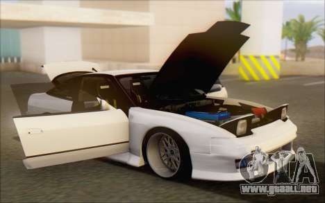 Nissan 240sx Blister para GTA San Andreas interior