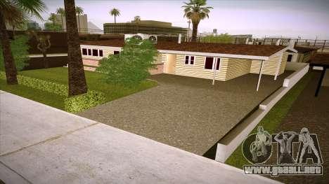 Casas nuevas en Las Venturas v1.0 para GTA San Andreas tercera pantalla