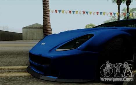 Rapid GT para la visión correcta GTA San Andreas