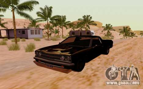 Picador GTA 5 para la visión correcta GTA San Andreas