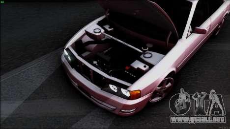 Toyota Chaser Tourer V para el motor de GTA San Andreas