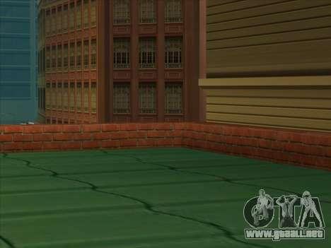 El nuevo depósito en San Piero para GTA San Andreas tercera pantalla