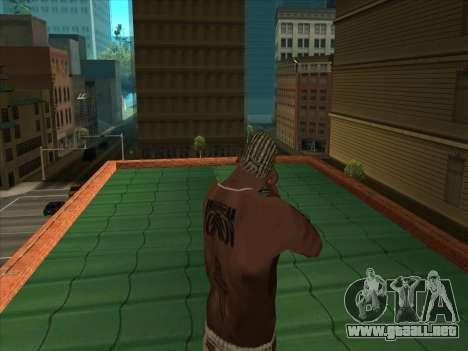 El nuevo depósito en San Piero para GTA San Andreas segunda pantalla