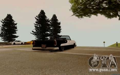 Oceanic Convertible para la visión correcta GTA San Andreas