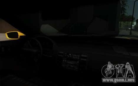 Buffalo Taxi para la visión correcta GTA San Andreas