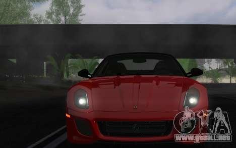ENBSeries por el AVATAR 4.0 Final para los débil para GTA San Andreas