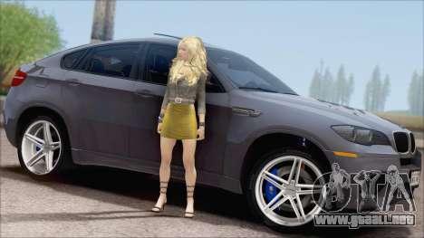Wheels Pack by VitaliK101 para GTA San Andreas sucesivamente de pantalla