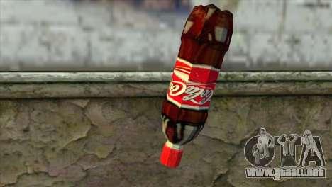Coca Cola Grenade para GTA San Andreas segunda pantalla