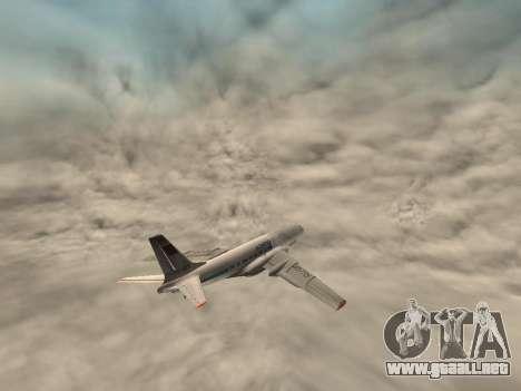 Tu-Un para vista lateral GTA San Andreas