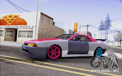 Elegy New Drift Kor4 para visión interna GTA San Andreas