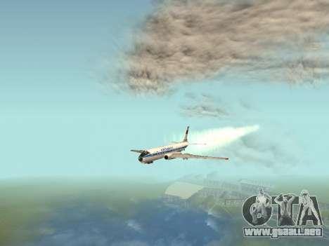 Tu-Un para visión interna GTA San Andreas
