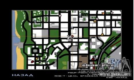 El nuevo depósito en San Piero para GTA San Andreas sexta pantalla