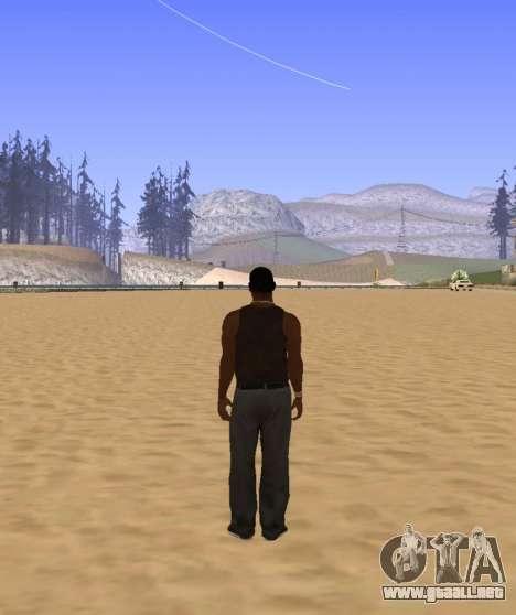 New Bmydrug para GTA San Andreas segunda pantalla