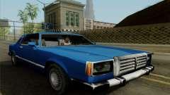 Feltzer de techo duro para GTA San Andreas