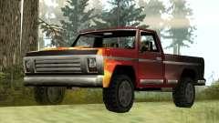 El Nuevo Jeep (Yosemite) para GTA San Andreas