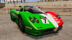 Pagani Zonda C12 S Roadster 2001 PJ6