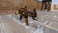 La ametralladora UMP45 Caída Camuflaje