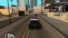 C-HUD Hardcore By KD para GTA San Andreas