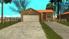 Casa nueva de Sijia en Palomino Llorar para GTA San Andreas