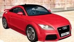 Audi TT RS 2010 para GTA San Andreas