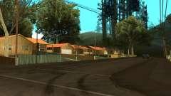 Aldea nueva Gillemyr v1.0 para GTA San Andreas