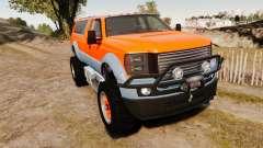 GTA V Vapid Sandking XL wheels v2