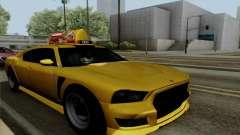 Buffalo Taxi para GTA San Andreas
