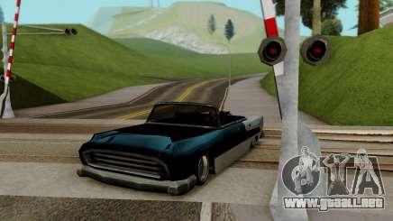 Oceanic Convertible para GTA San Andreas