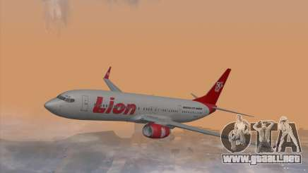 Lion Air Boeing 737 - 900ER para GTA San Andreas