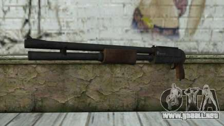 M3 Sawn-Off Shotgun para GTA San Andreas