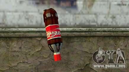 Coca Cola Grenade para GTA San Andreas