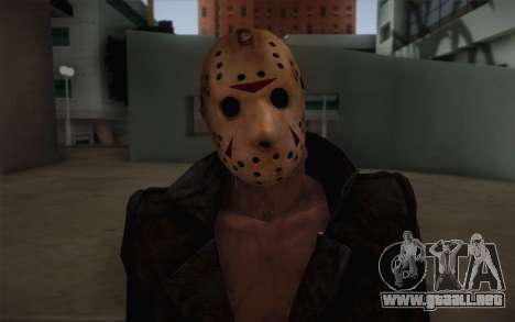 Jason Voorhees Modern Version para GTA San Andreas tercera pantalla
