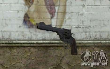 Revólver (Deadfall Adventures) para GTA San Andreas