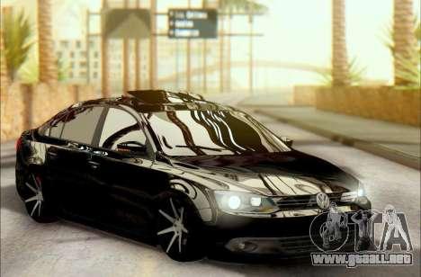 Volkswagen Jetta 1.4 Comfortline МТ para GTA San Andreas