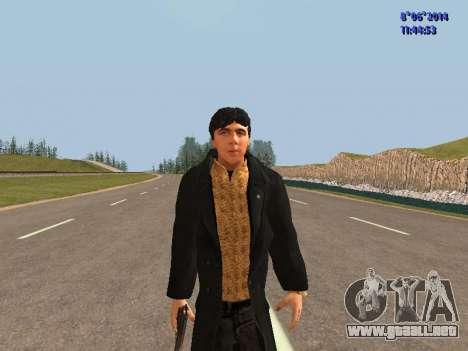 Danila de la película Hermano para GTA San Andreas