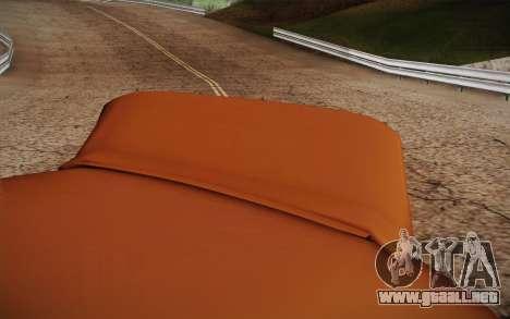 Peugeot 306 GTI 41 NS 681 para GTA San Andreas vista hacia atrás