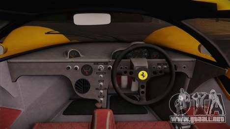 Ferrari 330 P4 1967 IVF para la visión correcta GTA San Andreas