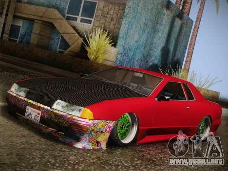 Elegy JDM Style para GTA San Andreas left