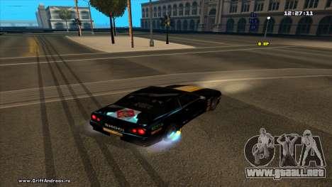 Elegy-Hotring para GTA San Andreas left