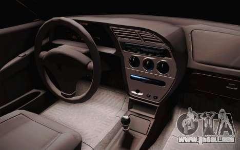 Peugeot 306 GTI 41 NS 681 para la visión correcta GTA San Andreas