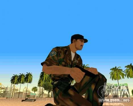 Glock из Cutscene para GTA San Andreas segunda pantalla