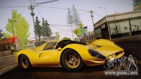Ferrari 330 P4 1967 IVF para GTA San Andreas