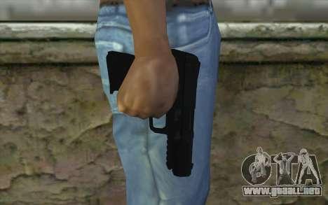 FN Five-Seven para GTA San Andreas tercera pantalla
