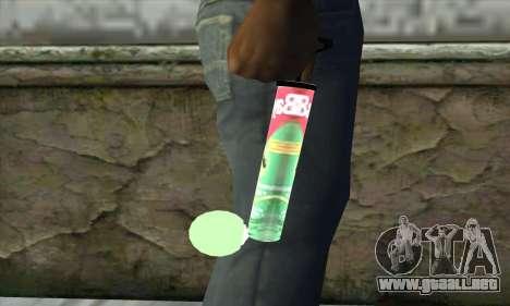 Baygon Semprot para GTA San Andreas tercera pantalla