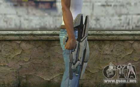 La guirnalda para GTA San Andreas tercera pantalla