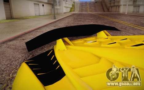 Zentorno из GTA 5 para la visión correcta GTA San Andreas