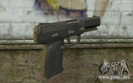 FN Five-Seven para GTA San Andreas segunda pantalla